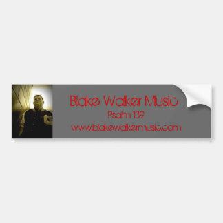 020, música do caminhante de Blake, salmo 139, www Adesivo Para Carro