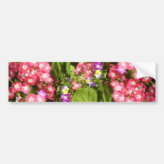 1000 sorrisos - arranjo de flor natural bonito adesivo para carro