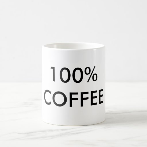 100%COFFEE CANECAS