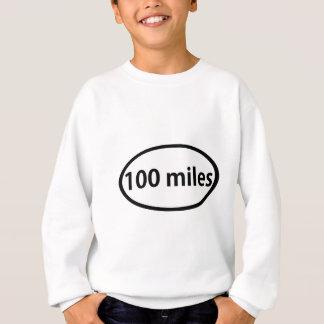100 milhas t-shirt