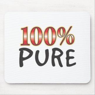 100 por cento puros mouse pads