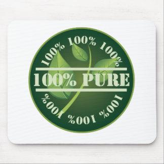 100 PUROS MOUSEPADS