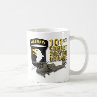 101st Aviação de combate - Apache Caneca De Café