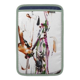 "11"" arte abstracta da luva de ar de Macbook a ir Bolsa De MacBook"