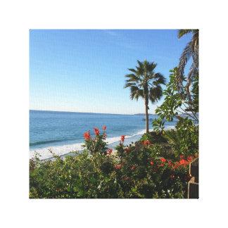 """12"""" X12"""", 1,5"""" praia de San Clemente Impressão Em Tela"""