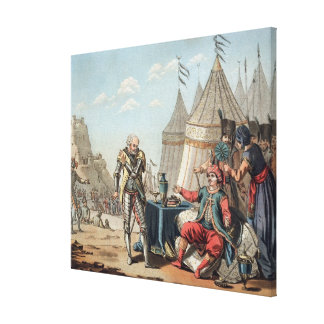 1464-1534) refus de Philippe Villiers de L'Isle-Ad Impressão De Canvas Esticadas