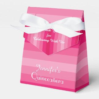 15o Caixa do favor de Quinceañera do aniversário, Caixinha De Lembrancinhas