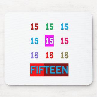 15o jogo da sala da idade do aniversário do aniver