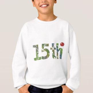 15o Presentes do balão do aniversário Camiseta