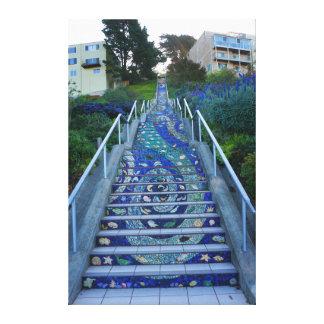16o A avenida telhou canvas das etapas #5