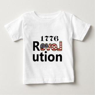 """1776 do """"revoluções dos EUA amor"""" Camiseta"""