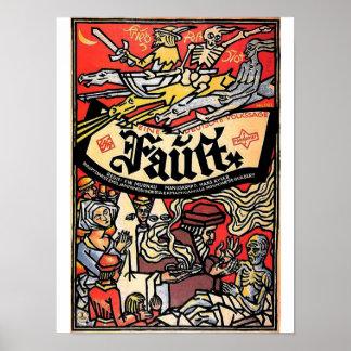 1926) posters de Faust (