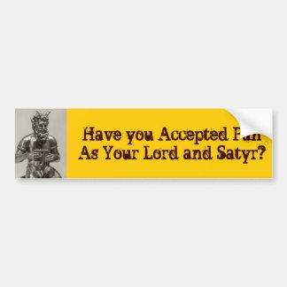 1929-2w.JPG, têm-no PanAs aceitado seu senhor… Adesivo Para Carro