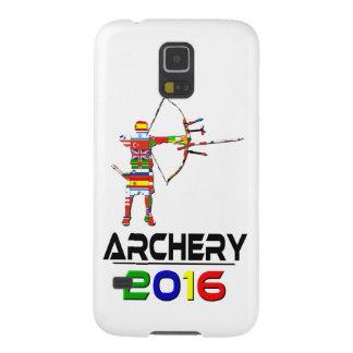 2016: Tiro ao arco Capinhas Galaxy S5