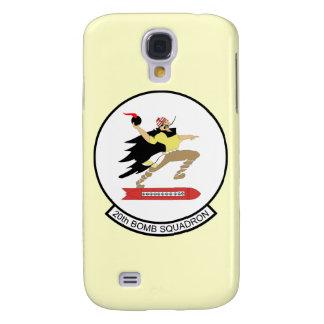 20o Esquadrão da bomba Capas Personalizadas Samsung Galaxy S4