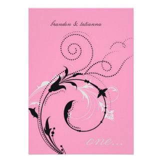 311-Dotted rosa do desejo   Convites