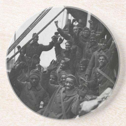 369th Regimento de infantaria da guarda nacional d Porta-copo