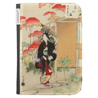 36 exemplos das belezas cerimónia de chá Toshikat