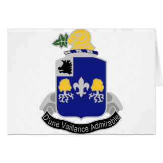 39th Regimento de infantaria Cartão