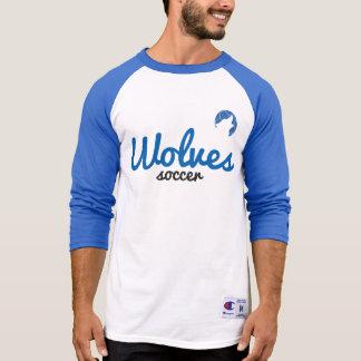 3/4 de basebol T T-shirt