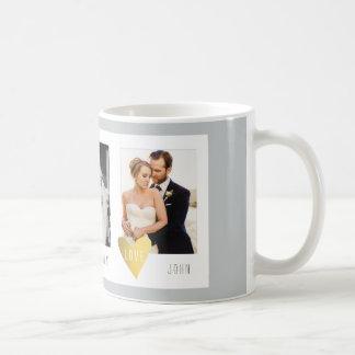 Canecas com Fotos de Casamento Zazzle.