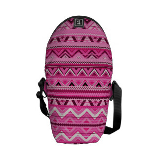 #3 cor-de-rosa - Saco Bolsas Mensageiro