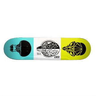 3-Kings Shape De Skate 21,6cm