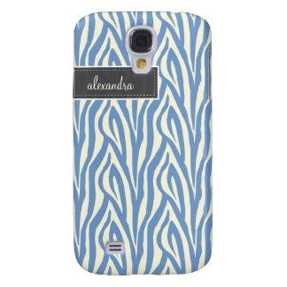 3 zebra Pern (pervinca) Galaxy S4 Covers