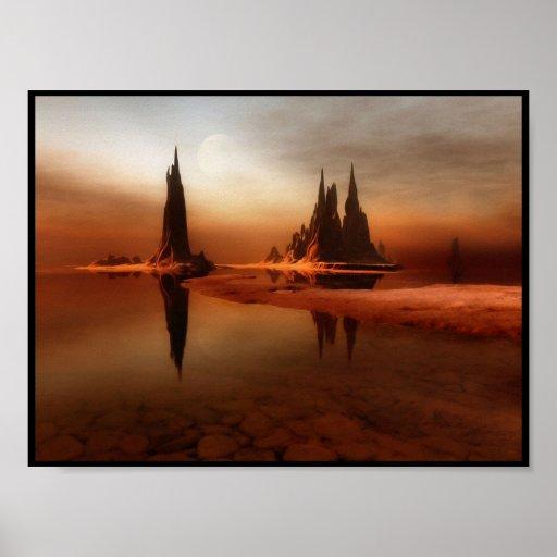 3d-landscapes-terragen01 poster