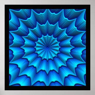 3D posters das opções da imagem da arte abstracta