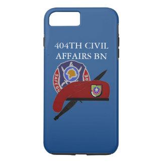 404TH Capas de iphone do BATALHÃO dos ASSUNTOS