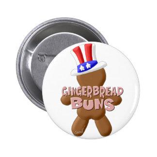 4 de julho bolos do pão-de-espécie boton
