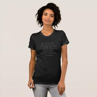 50 estados camisetas