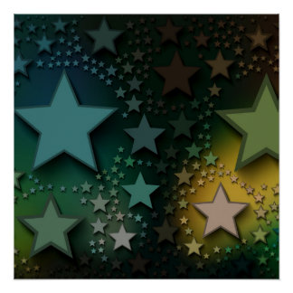 5 estrelas - poster poster perfeito