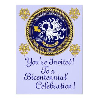 """6,5"""" bicentenário x 8,75"""" notas importantes abaixo convite"""