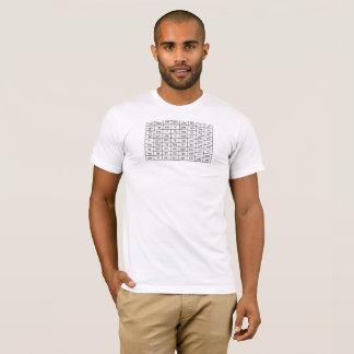 72 nomes do deus no hebraico camiseta