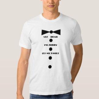 7 palavras a um casamento longo & feliz tshirts