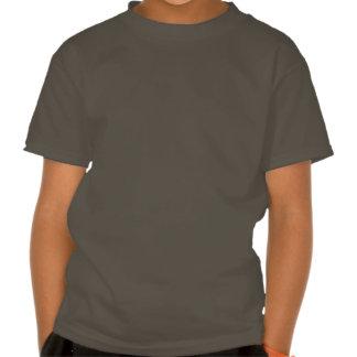 7o Nome feito sob encomenda V01B de Camo do menino Tshirts