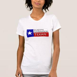 7o Texan da geração Tshirts