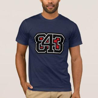843 Charleston Camisetas