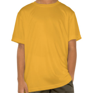 8o Menino Camo do aniversário um nome feito sob Camisetas