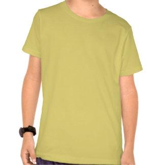 8o Menino Camo do aniversário um nome feito sob Camiseta