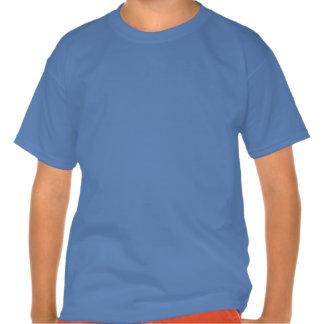 8o Nome feito sob encomenda V07F do número grande T-shirts