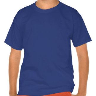 8o XADREZ do menino do aniversário um nome feito Camiseta