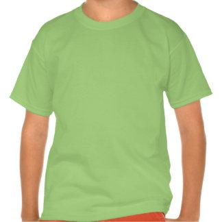 8o XADREZ do menino do aniversário um nome feito T-shirts