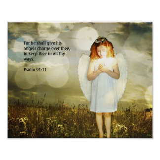 91:11 do salmo impressão