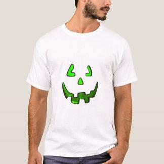 A abóbora tóxica caçoa o Tshirt