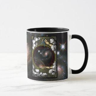 A alquimia cósmica - caneca #2