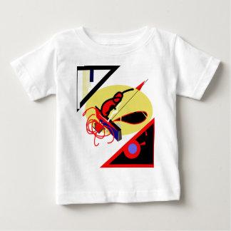 A arte abstracta de Moma Camisetas