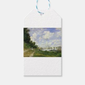 A bacia em Argenteuil - Claude Monet